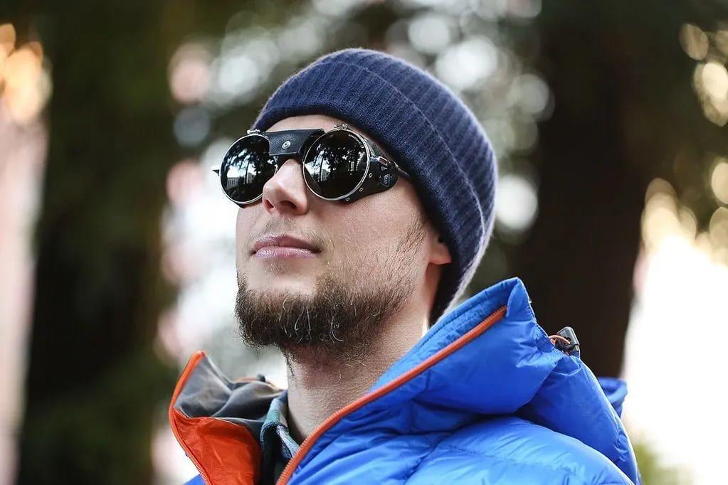 Glacier Goggles / Glacier Sunglasses
