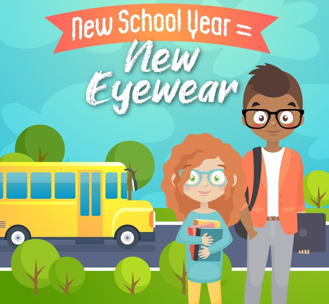 Importance of Back to school Eye Exams