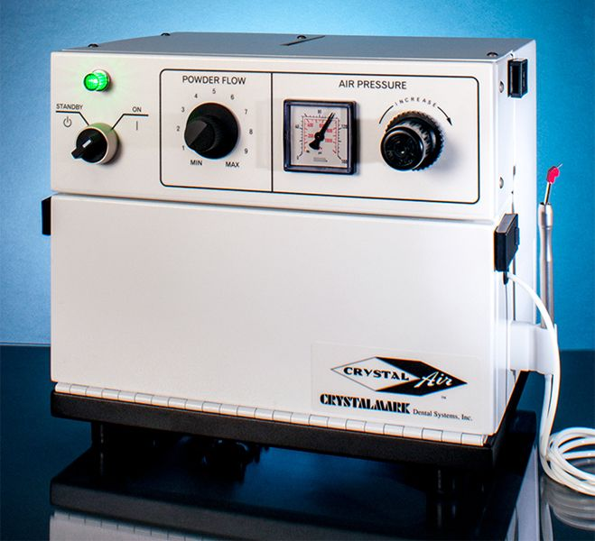 CrystalAir™ Intra-oral Air Abrasion Unit