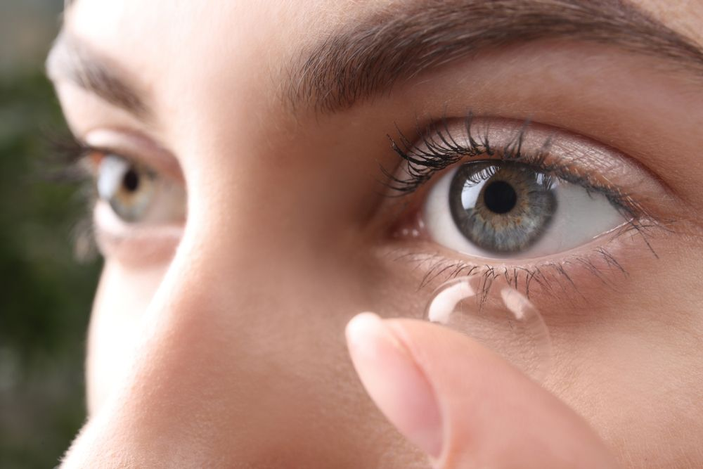 Specialty Contact Lenses: Soft Lenses, Hard Lenses, Scleral and Ortho-K