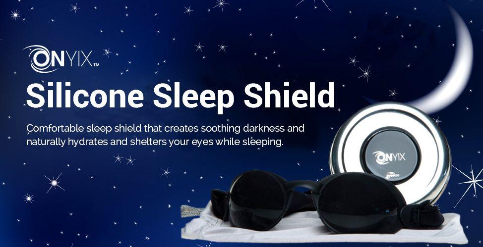 silicone sleep shield