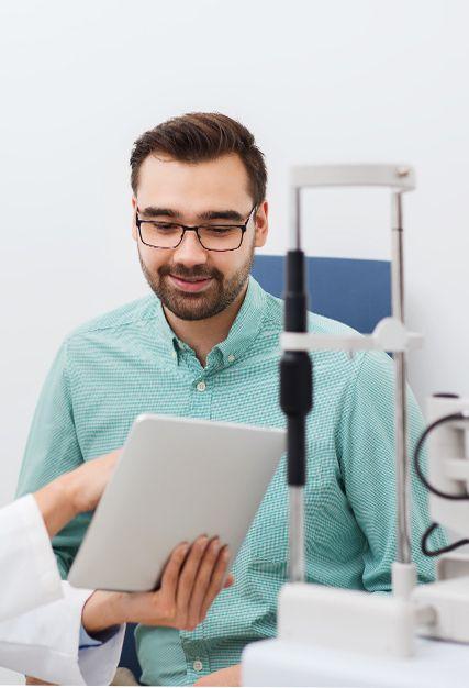 Routine Vision Exam or Medical Eye Exam?