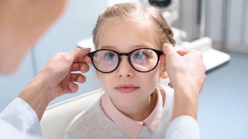 Does your child's prescription seem to get worse year after year?