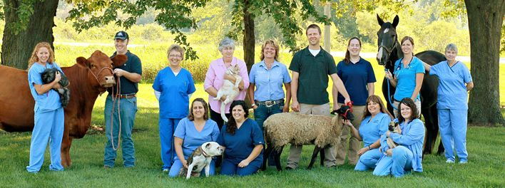 Veterinarians Milford Animal Clinic - We Treat Your Pets