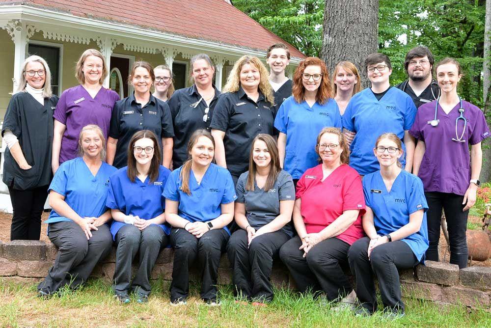 Murrayville Veterinary Clinic team
