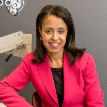 Expert Optometrist Dr. Saba Ayalew
