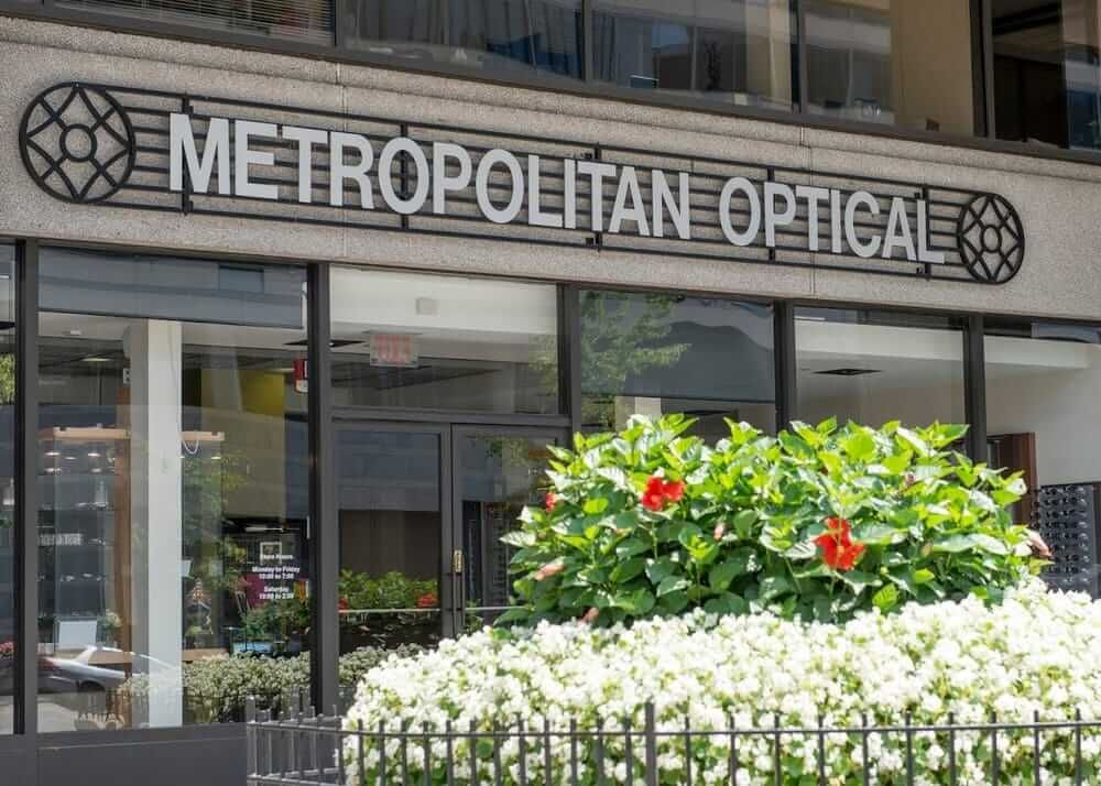 Metropolitan Optical – Pennsylvania Ave.