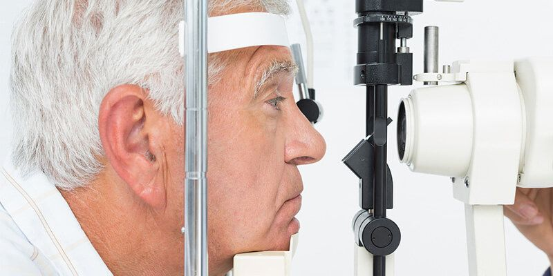 Routine Eye Examinations