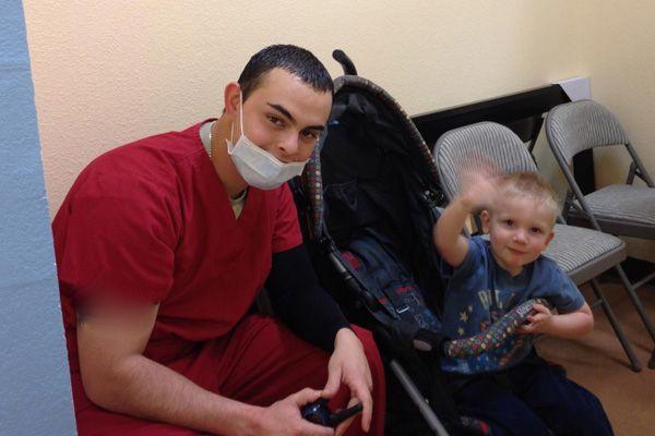 dental clinic for children