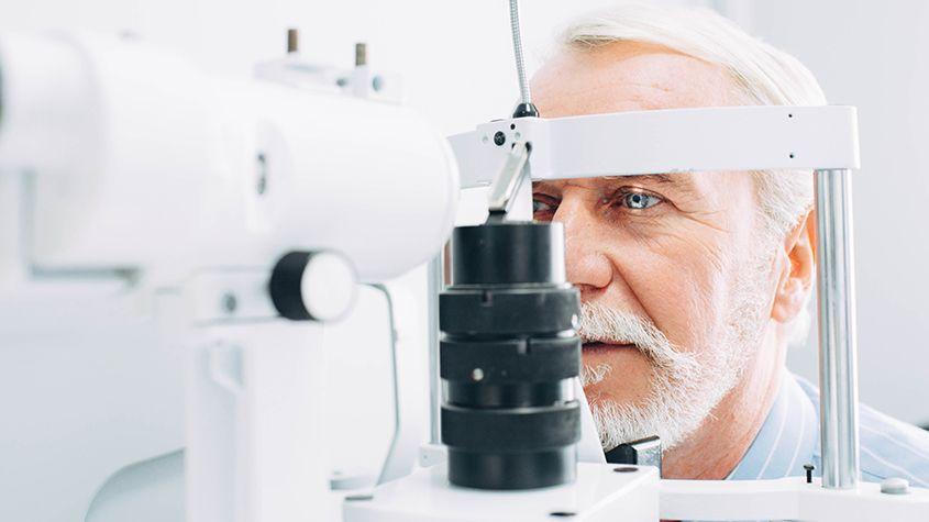 Geriatric Eye Care