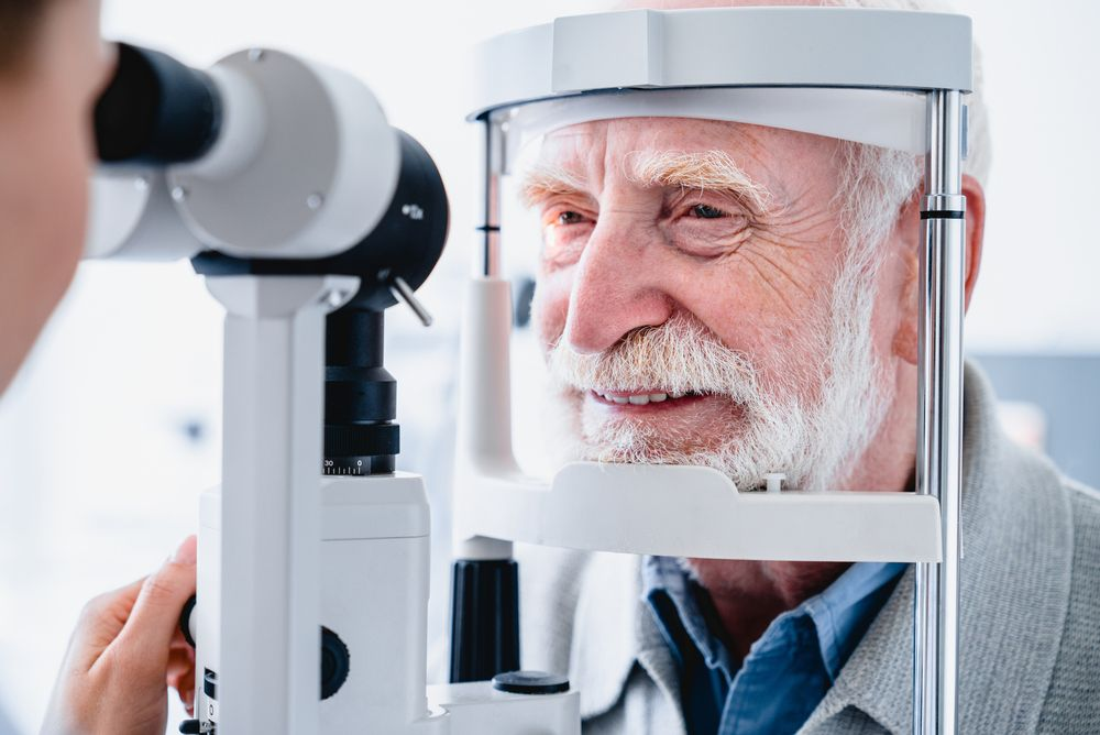 Importance of Geriatric Eye Care