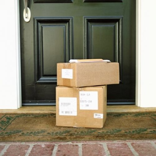 6 Ways to Keep Package Deliveries from Being Stolen Off Your Porch