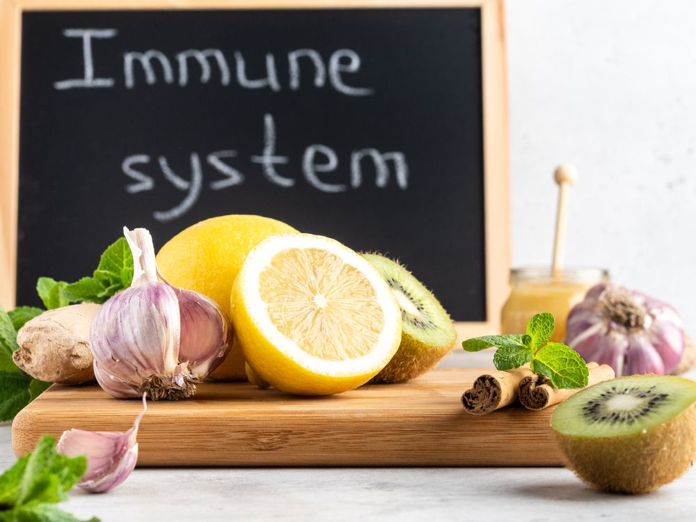Fight Disease:  Build a stronger immune system