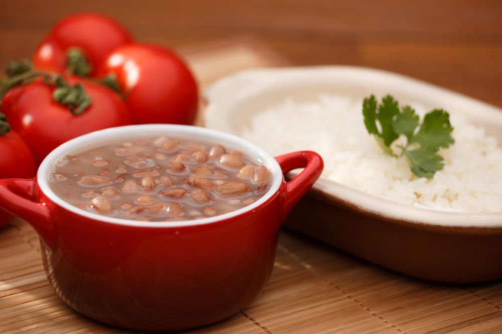 Beans and Rice: Humble yet Complete