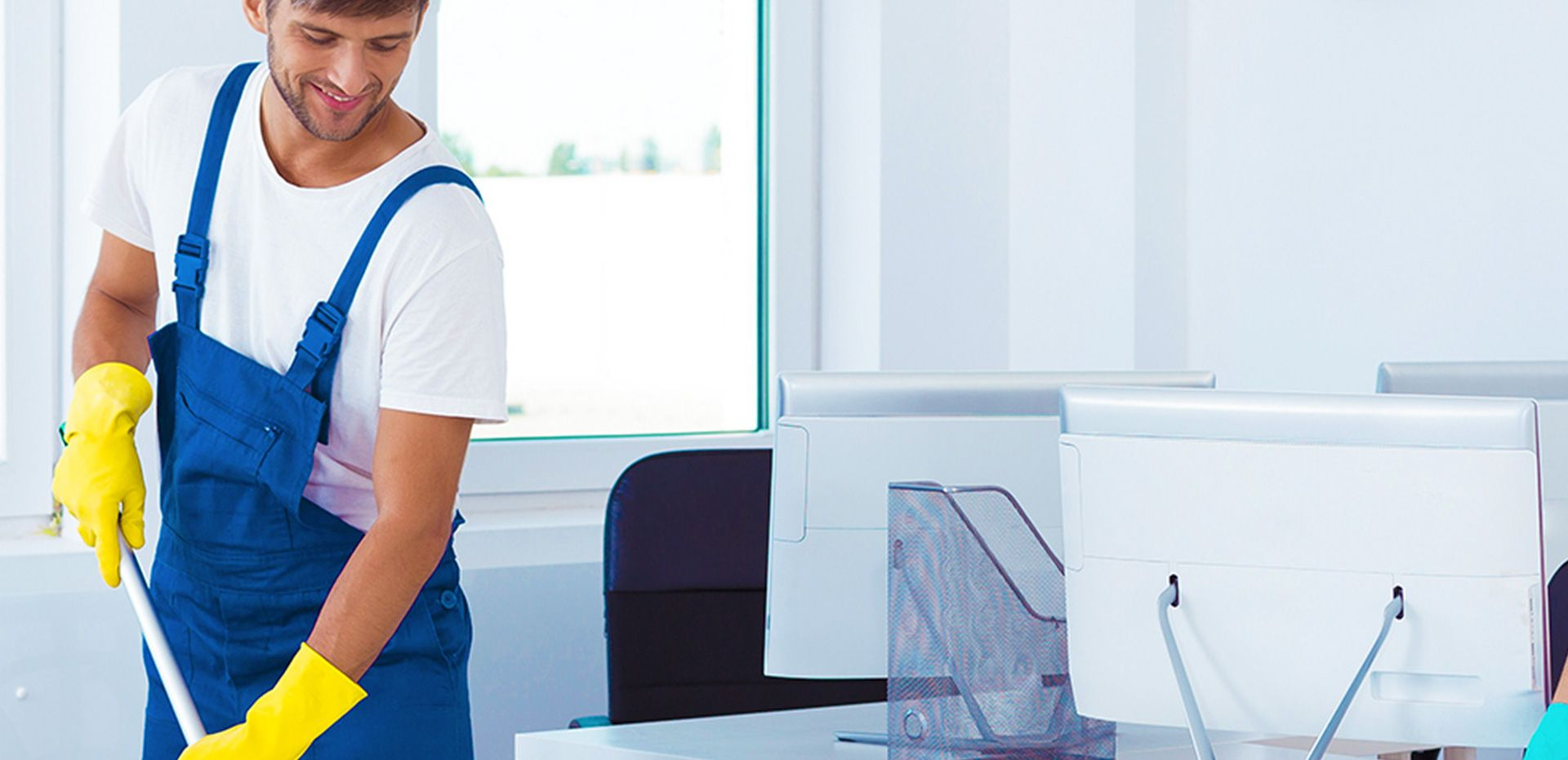 Commercial Cleaning in Pensacola FL - Janitorial | True Office