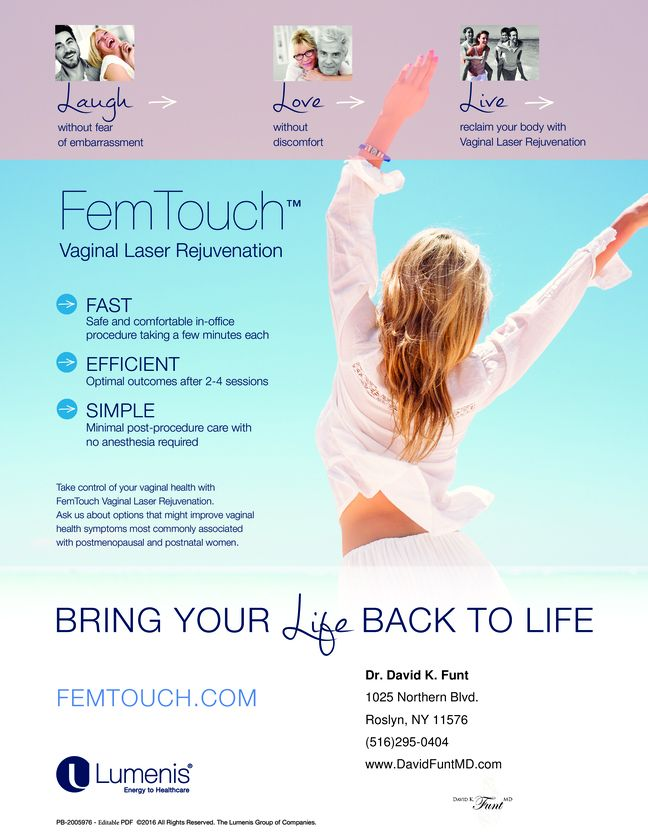 FemTouch™ Vaginal Rejuvenation