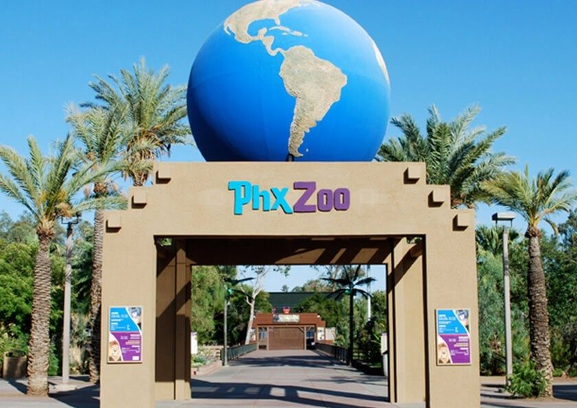 Attractions Phoenix Zoo