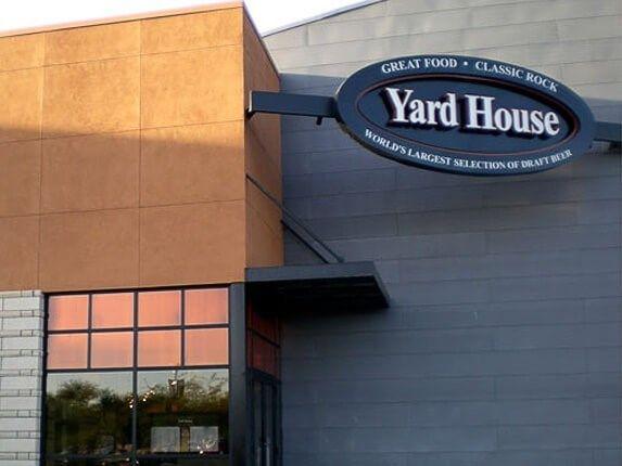 Yard House Phoenix AZ