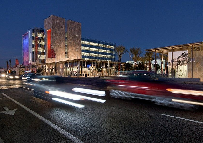 picture of downtown Scottsdale