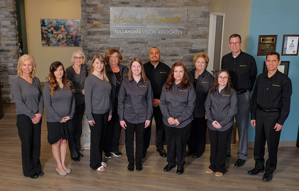 staff at Tullahoma Vision Associates
