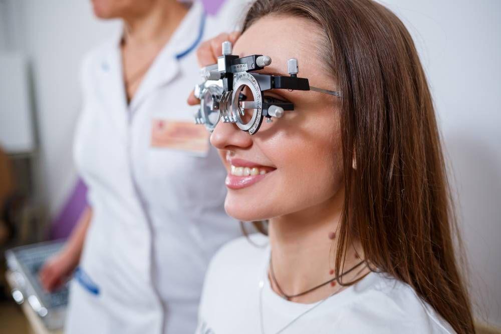 Treating Common Eye Disorders