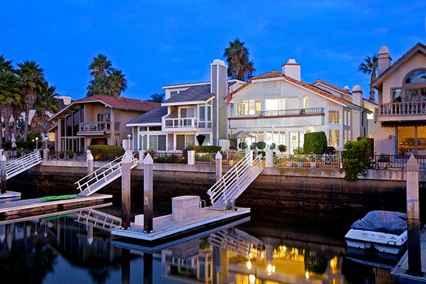 Dockside Home in San Diego County, CA