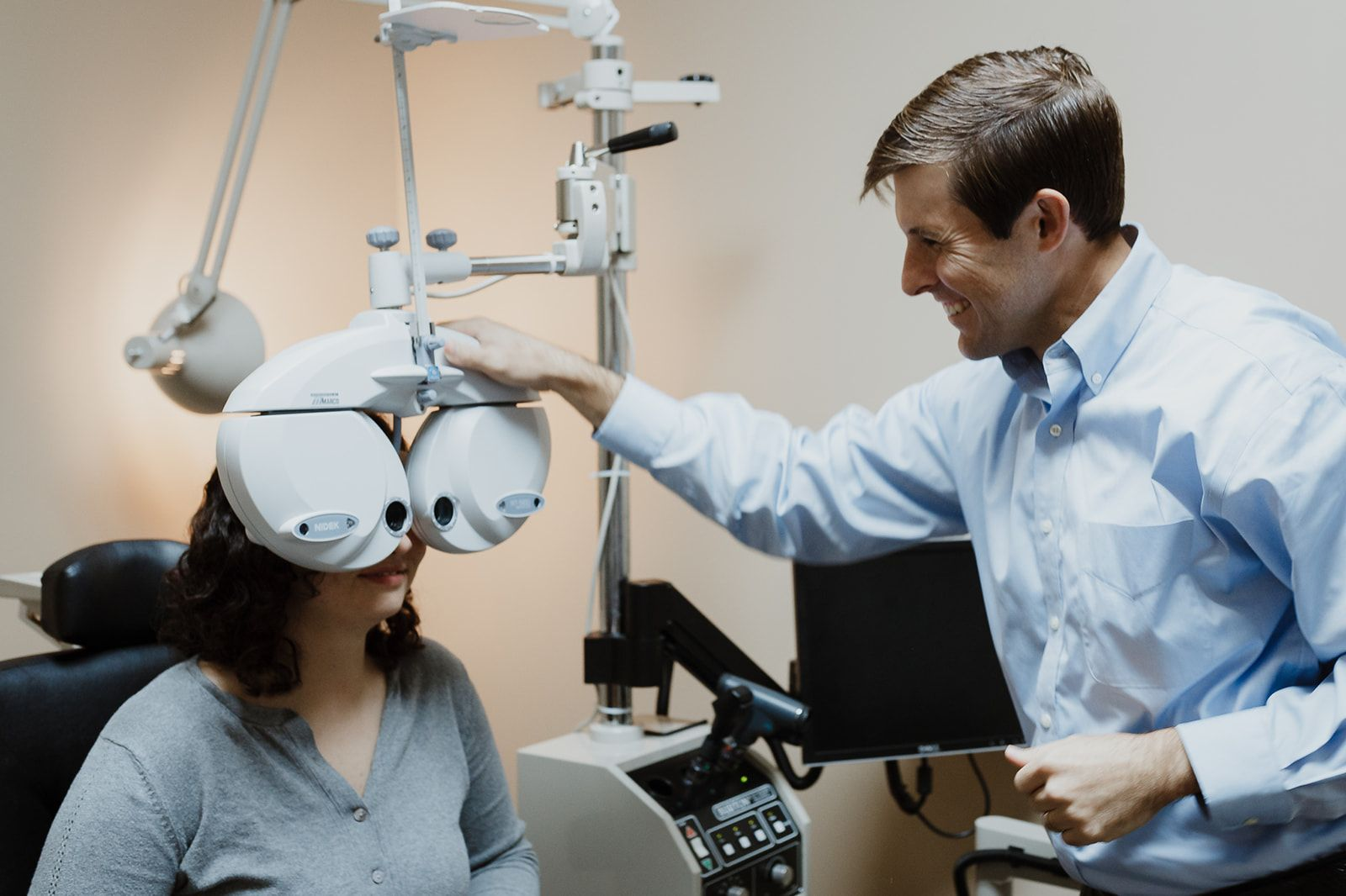 What to Expect During Your Eye Exam
