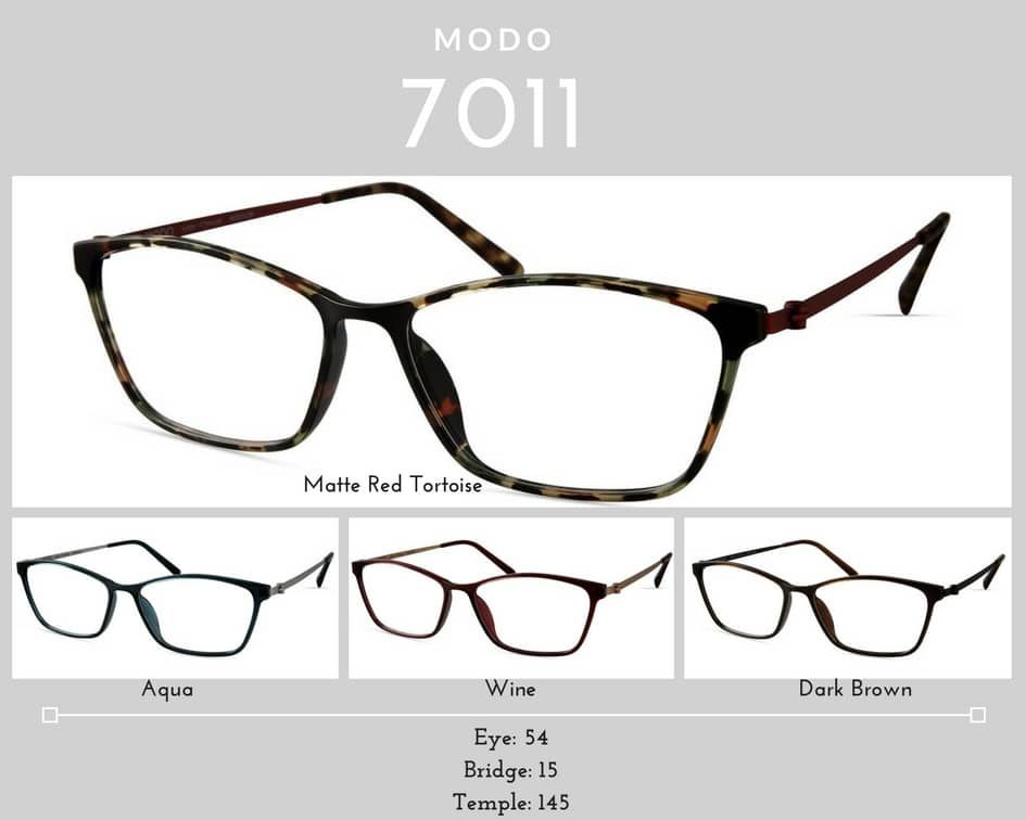 womens glasses modo 7011