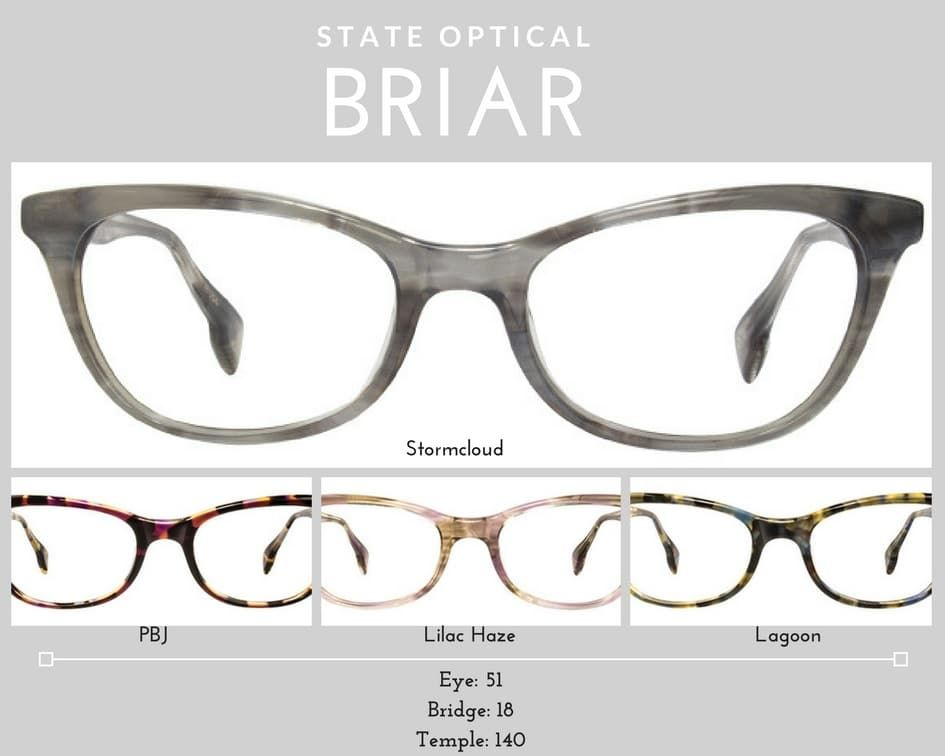 womens glasses Briar