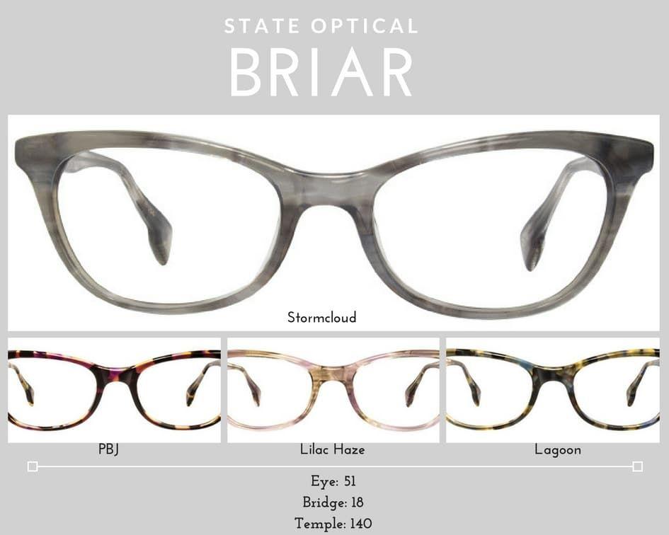womens glasses Briar