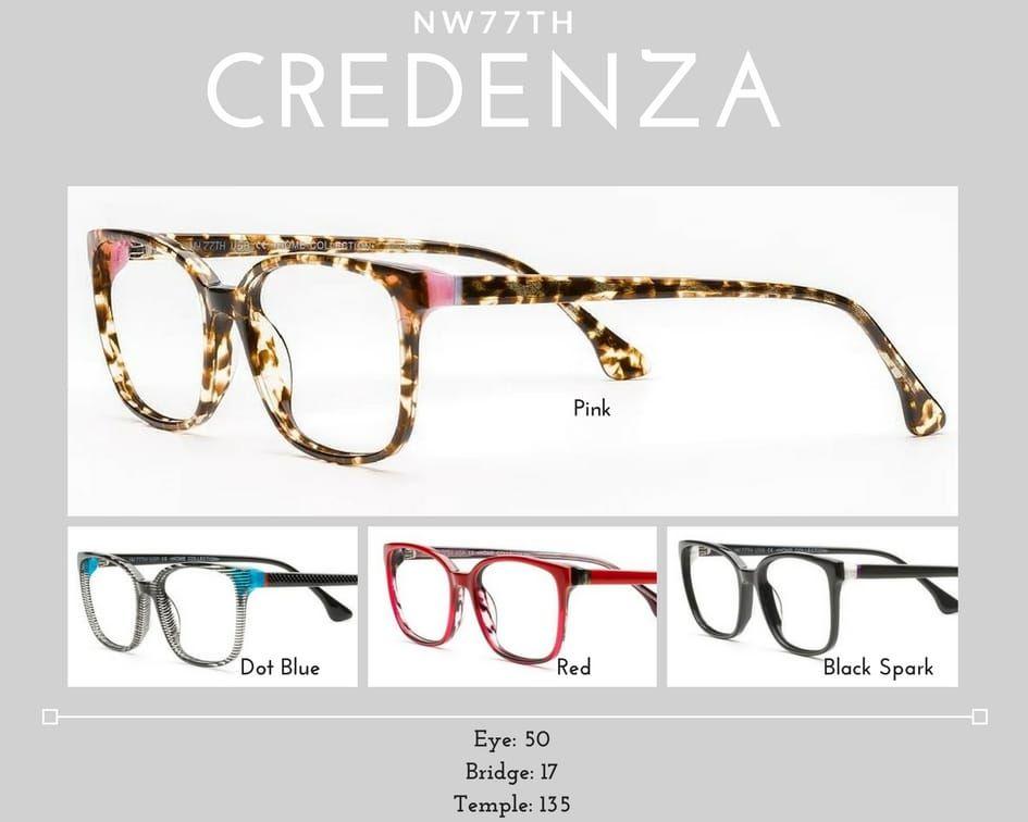 womens glasses credenza