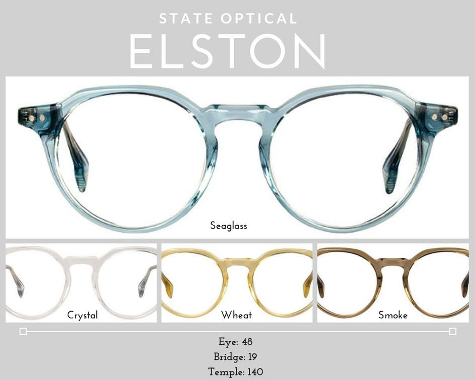 womens glasses Elston