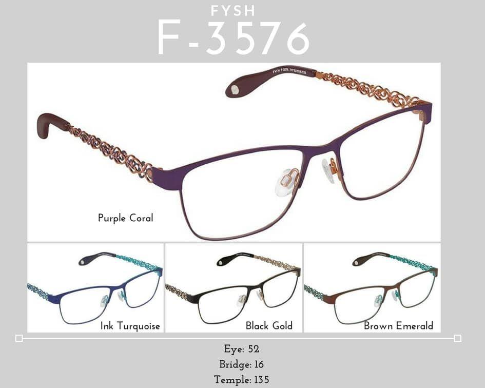 Fysh Frames Model f-3576