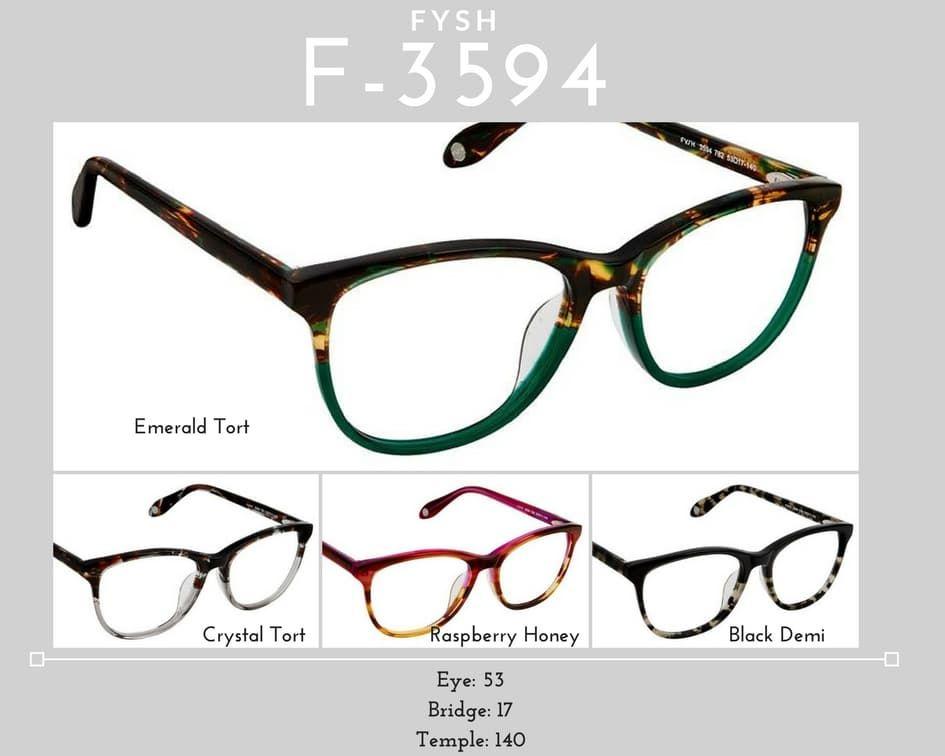 Fysh Frames Model F-3594
