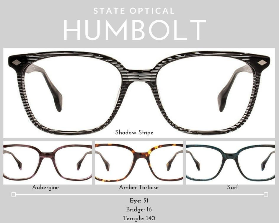 womens glasses Humbolt