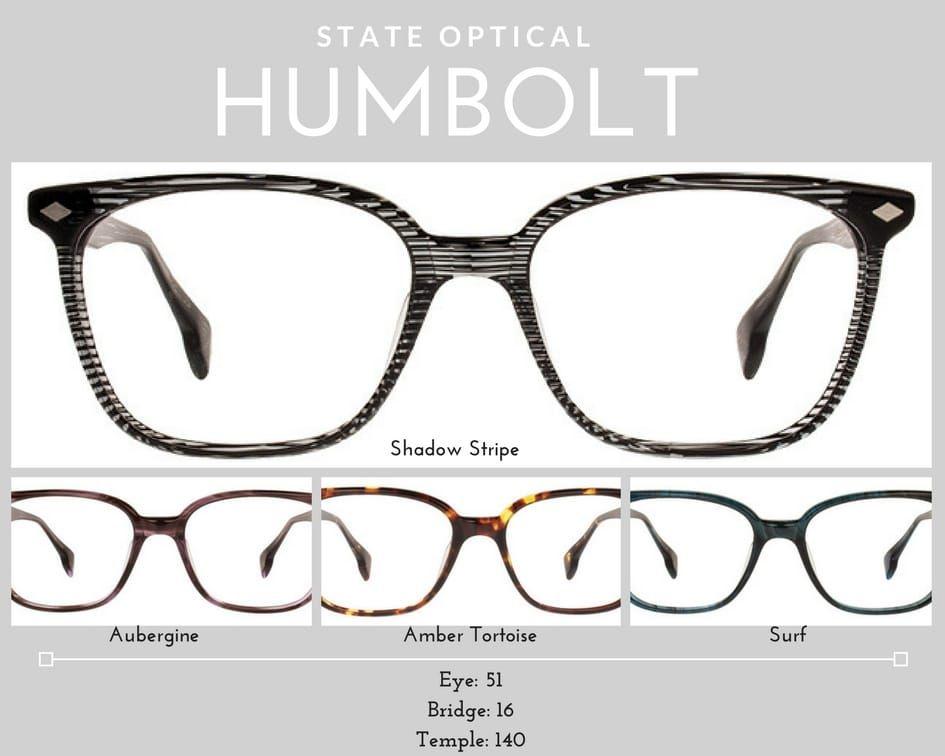 womens glasses Humbolt