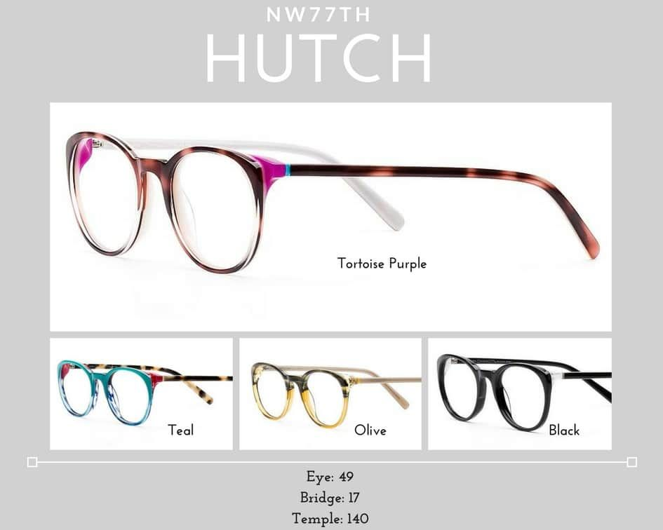 womens glasses Hutch