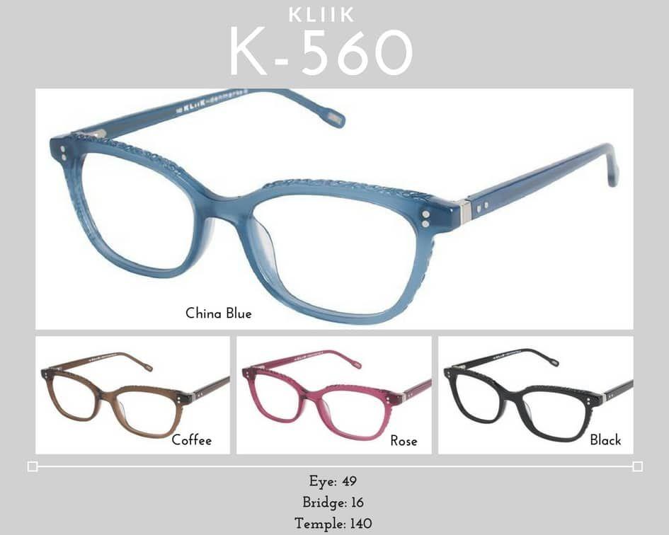 KLiik Frames Model K-560