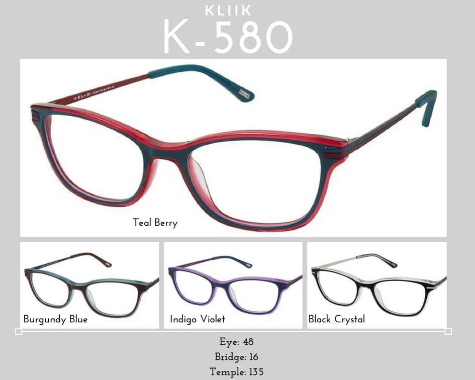 KLiik Frames Model k-580