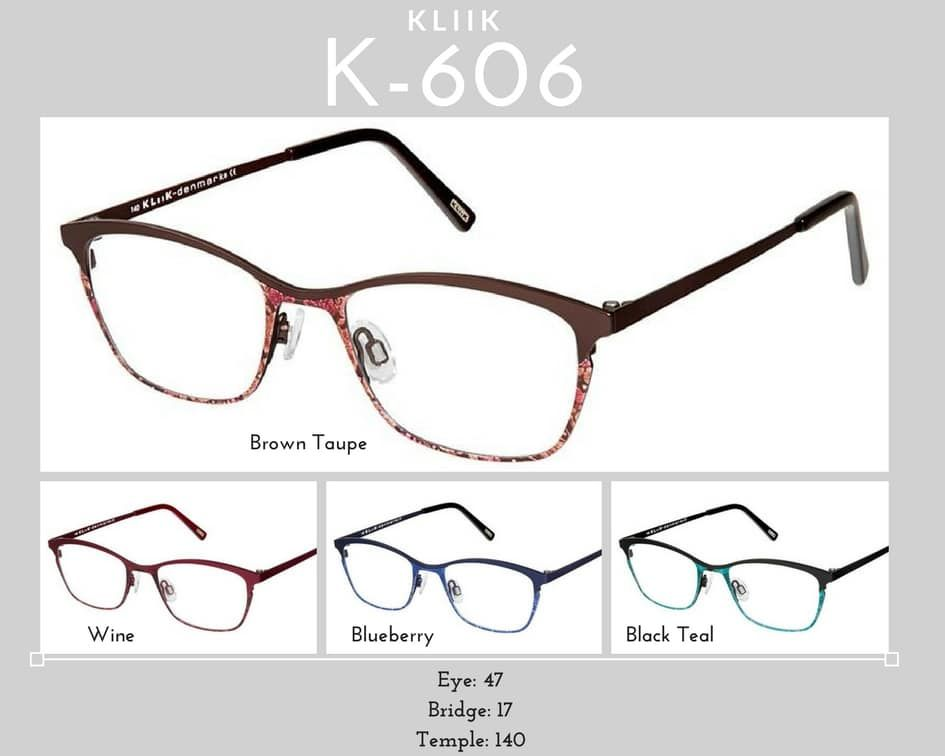 KLiik Glasses k-606