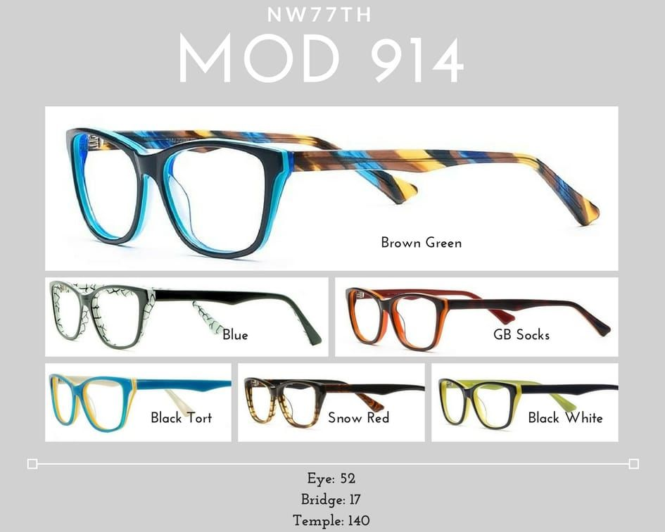 womens glasses MOD 914