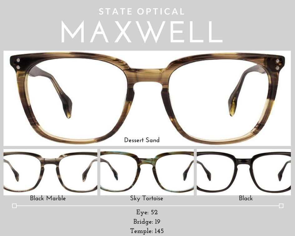 womens glasses Maxwell