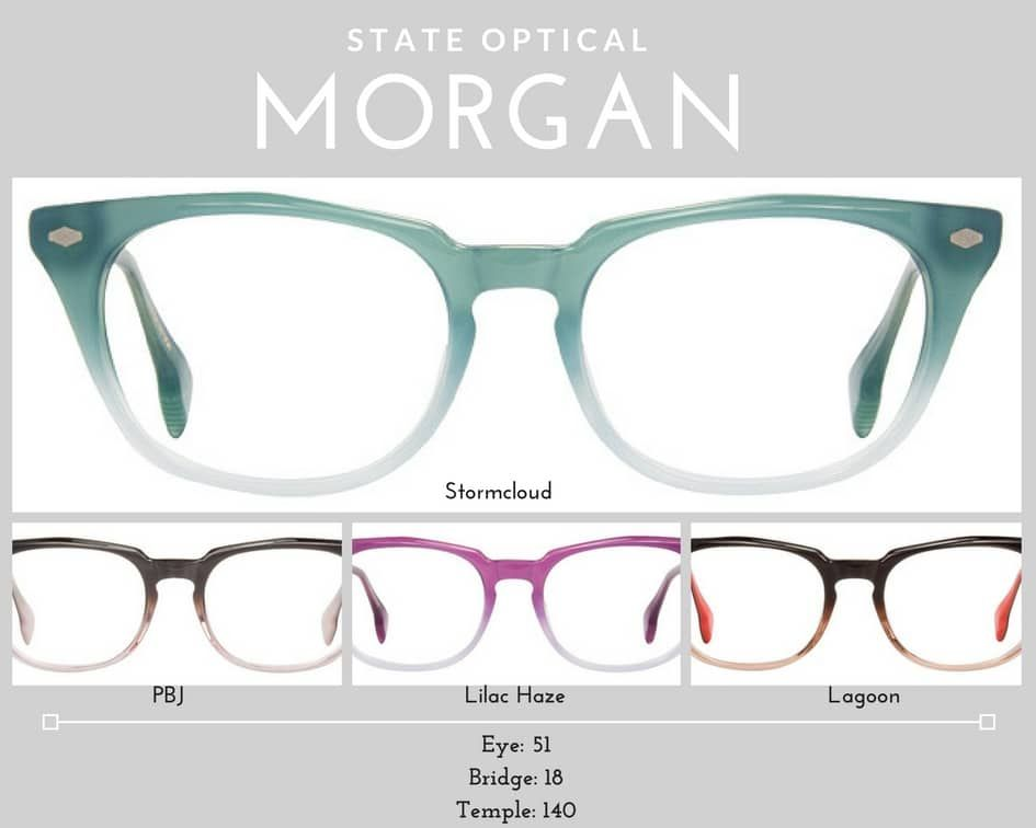 womens glasses Morgan