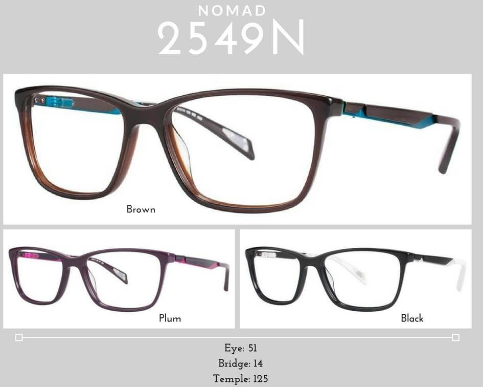 Nomad Frames Model 2549N