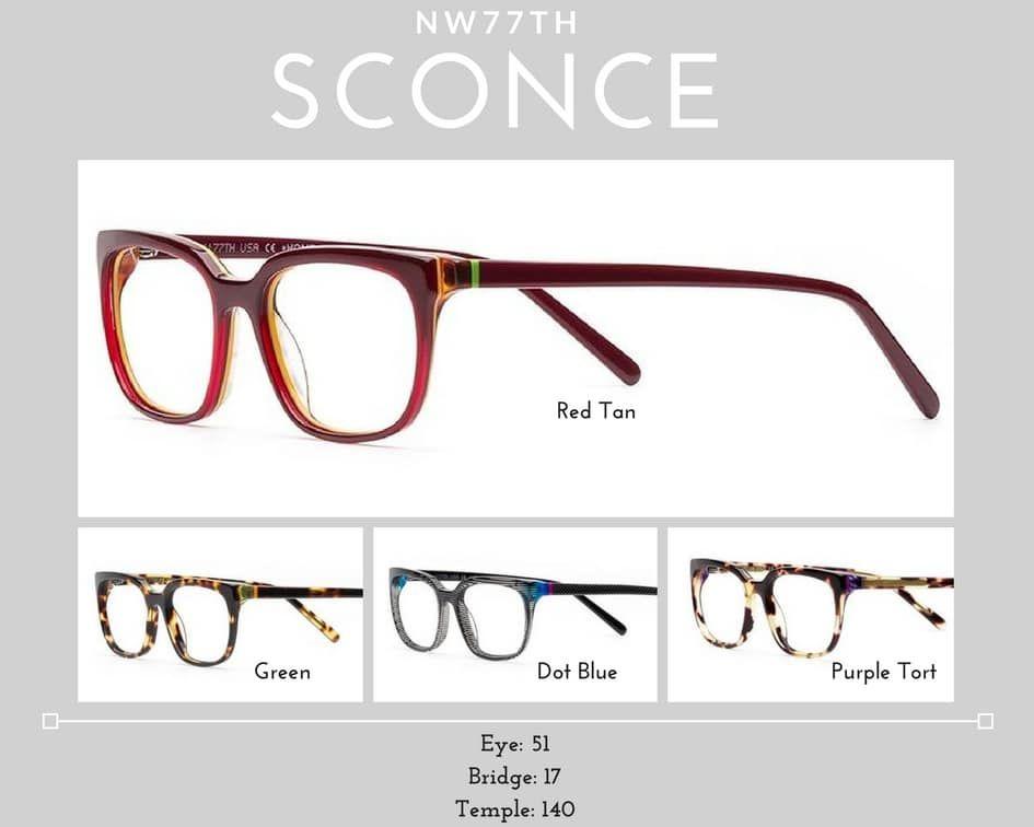 sconce eyeglasses