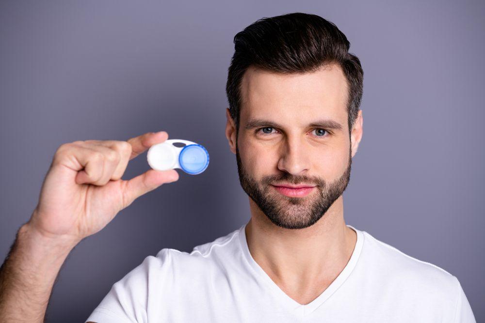 Specialty Contact Lenses for Keratoconus