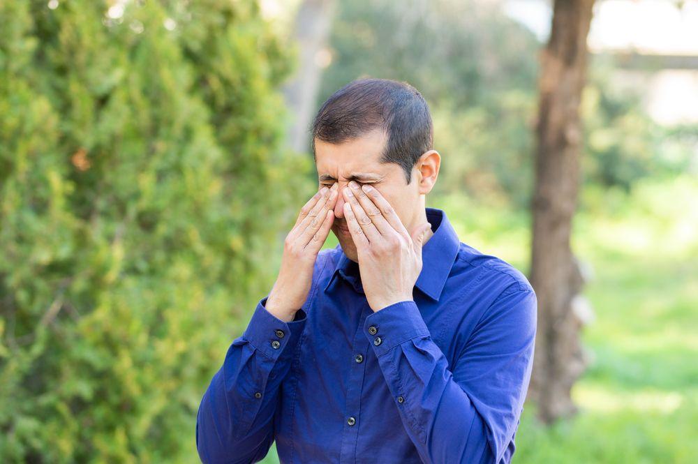 Testing for Eye Allergies