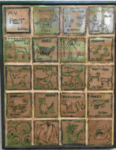 """The """"Pet Tile"""" Story Part One"""