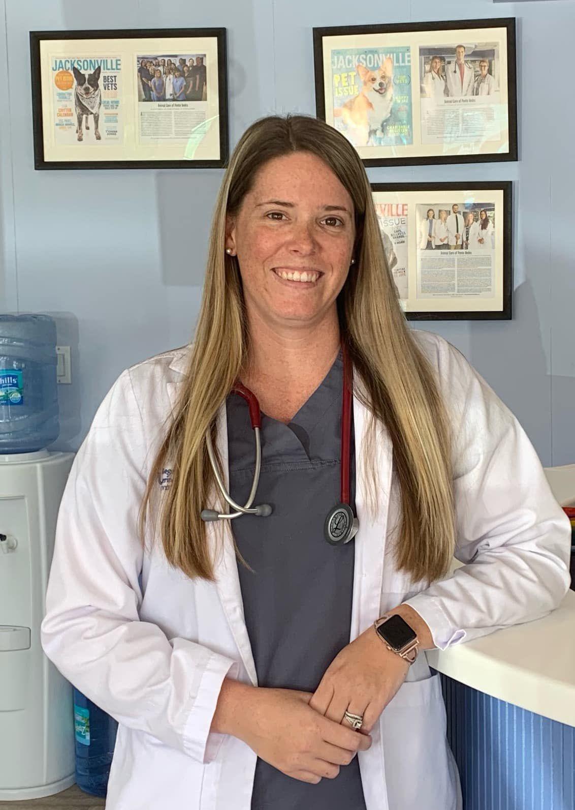 Welcome Dr. Alysha Swart