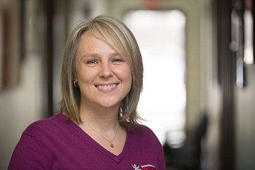 Talli Gromes, Chiropractic Assistant